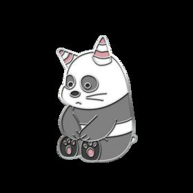 Sad Panda PICO Pins