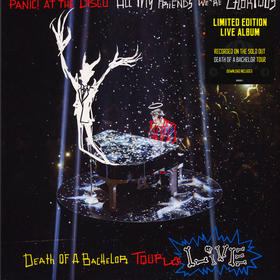 All My Friends We're Glorious: Death Of A Bachelor Tour Live Panic! At The Disco