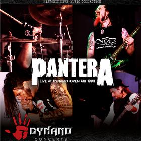 Live At Dynamo Open Air 1998 Pantera