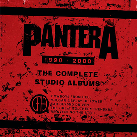 The Complete Studio Albums Pantera