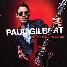 Behold Electric Guitar Paul Gilbert