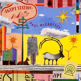 Egypt Station (Deluxe) Paul Mccartney