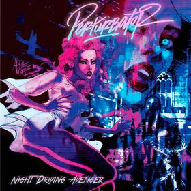Night Driving Avenger Perturbator