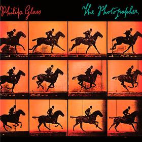 The Photographer Philip Glass