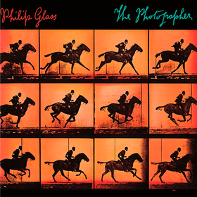 The Photographer Philip Glass