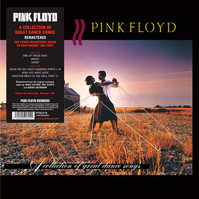 A Collection Of Great Dance Songs Pink Floyd
