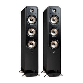 Signature S 60e Black Polk Audio