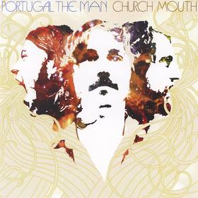 Church Mouth Portugal. The Man