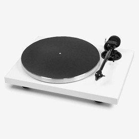 1Xpression Carbon Classic (2M Silver) White Pro-Ject
