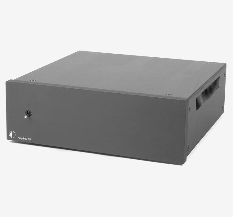 Amp Box RS Black