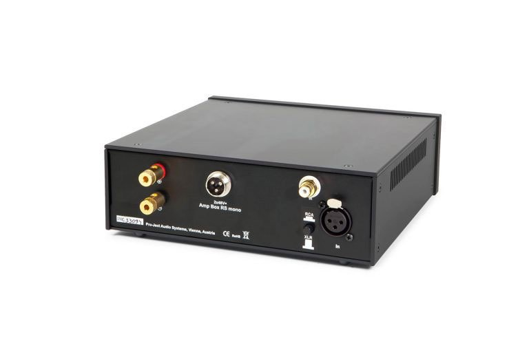 Amp Box RS Mono Black