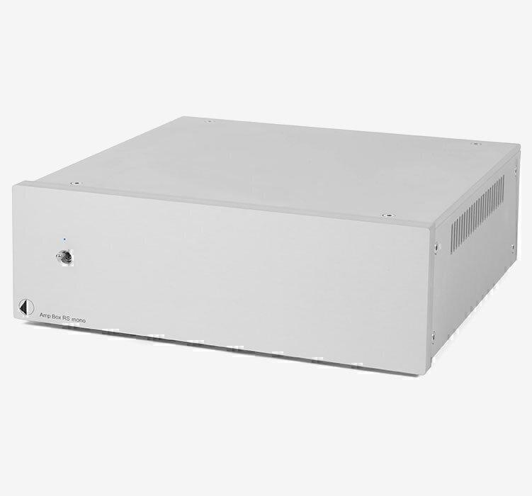 Amp Box RS Mono Silver