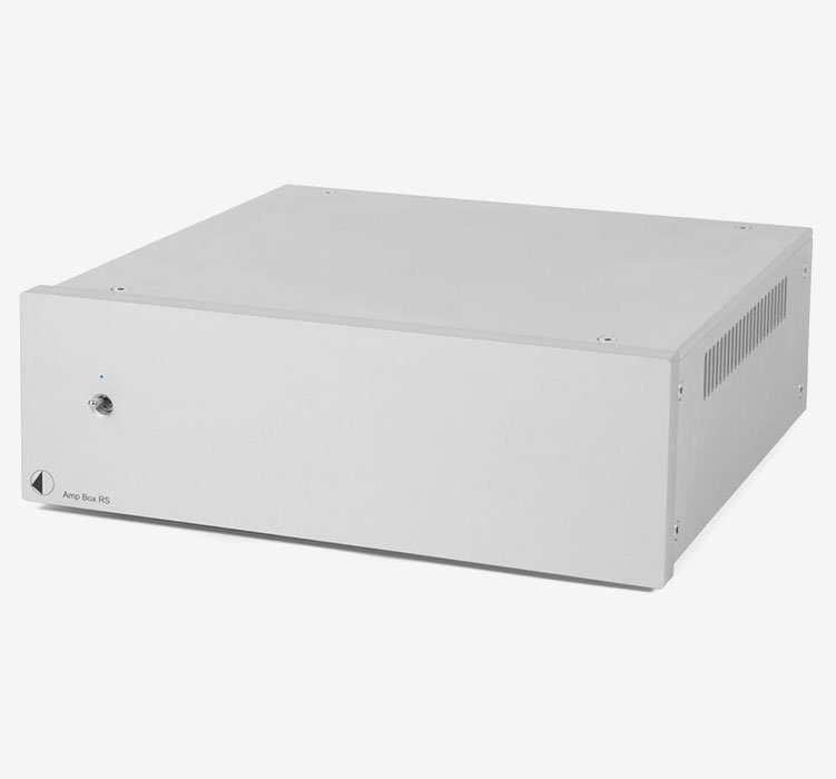 Amp Box RS Silver