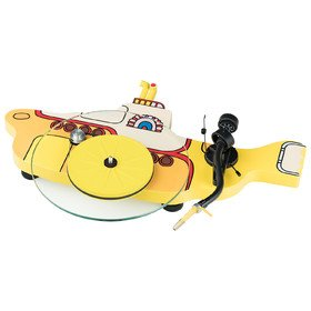 Art The Beatles Yellow Submarine DC Sonar Pro-Ject