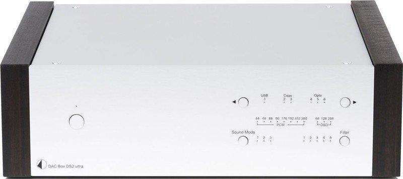 DAC Box DS2 Ultra Silver Eucalyptus