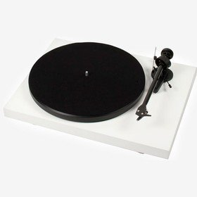 Debut Carbon (2M Red) White Pro-Ject