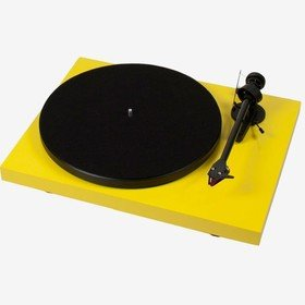 Debut Carbon (2M Red) Yellow Pro-Ject