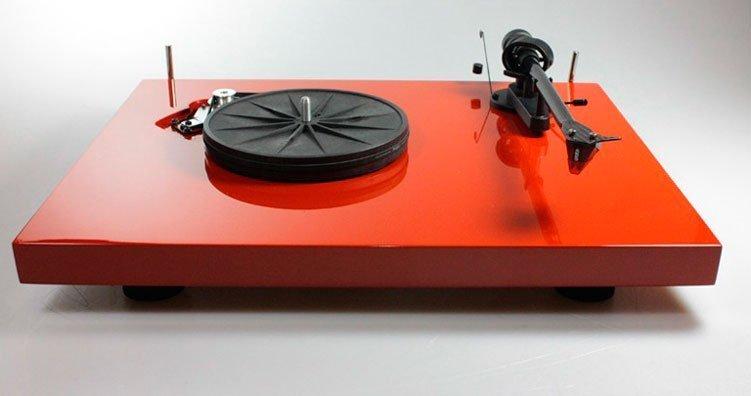 Debut Carbon Esprit Phono USB (OM 10) Red