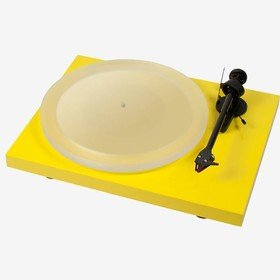 Debut Carbon Esprit (2M Red) Yellow Pro-Ject