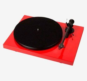 Debut Carbon (OM 10) Red Pro-Ject