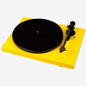 Debut Carbon (OM 10) Yellow Pro-Ject