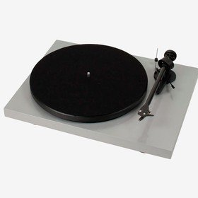 Debut Carbon Phono USB (OM 10) Light Grey Pro-Ject