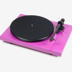Debut Carbon Phono USB (OM 10) Purple Pro-Ject
