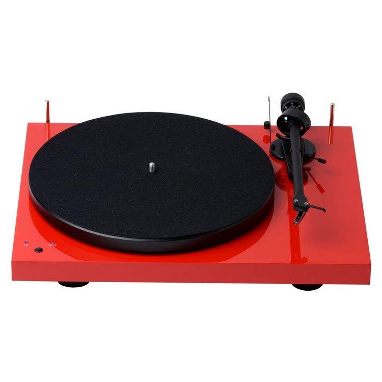 Debut III RecordMaster (OM 10) Red