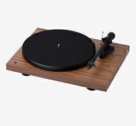 Debut III RecordMaster (OM 10) Walnut Pro-Ject