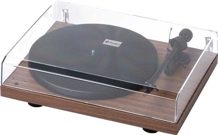 Debut III RecordMaster (OM 10) Walnut