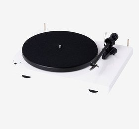Debut III RecordMaster (OM 10) White Pro-Ject