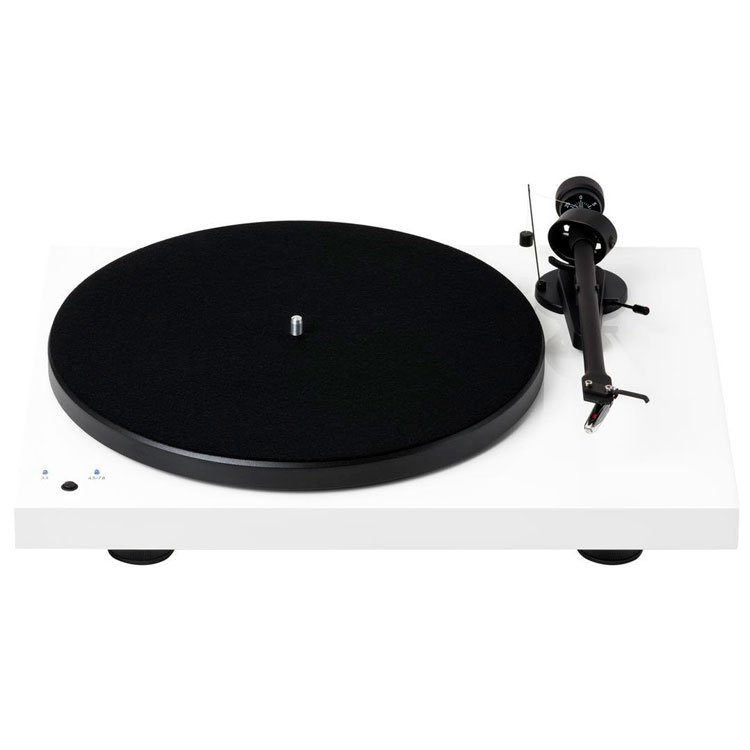 Debut III RecordMaster (OM 10) White