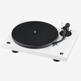 Debut III S Audiophile (Pick IT 25A) White Pro-Ject