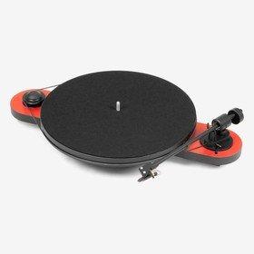 Elemental Phono USB (OM 5E) Red/Black Pro-Ject