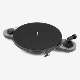 Elemental Phono USB (OM 5E) Silver/Black Pro-Ject