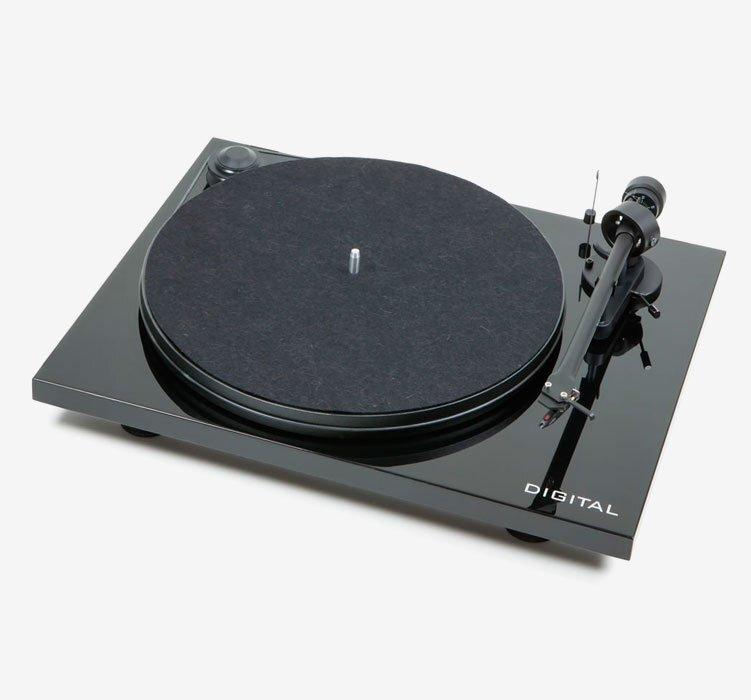 Essential II Digital (OM 5E) Piano Black