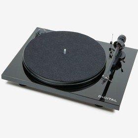 Essential II Digital (OM 5E) Piano Black Pro-Ject