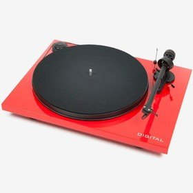 Essential II Digital (OM 5E) Red Pro-Ject