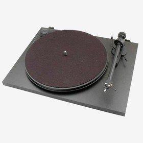 Essential II Phono USB (OM 5E) Matt Black Pro-Ject