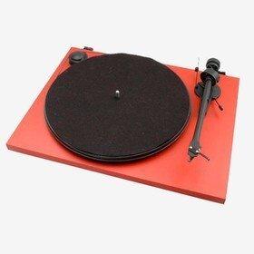 Essential II Phono USB (OM 5E) Matt Red Pro-Ject