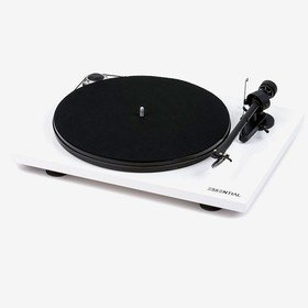 Essential III (OM 10) White Pro-Ject