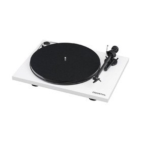 Essential III Phono (OM 10) White Pro-Ject