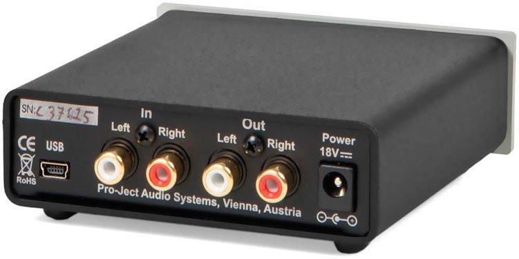 Head Box S USB Black