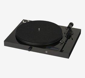 Juke Box E (OM 5E) High Gloss Black Pro-Ject