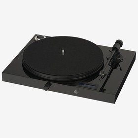 Juke Box E (OM 5E) High Gloss Black Pro-Ject