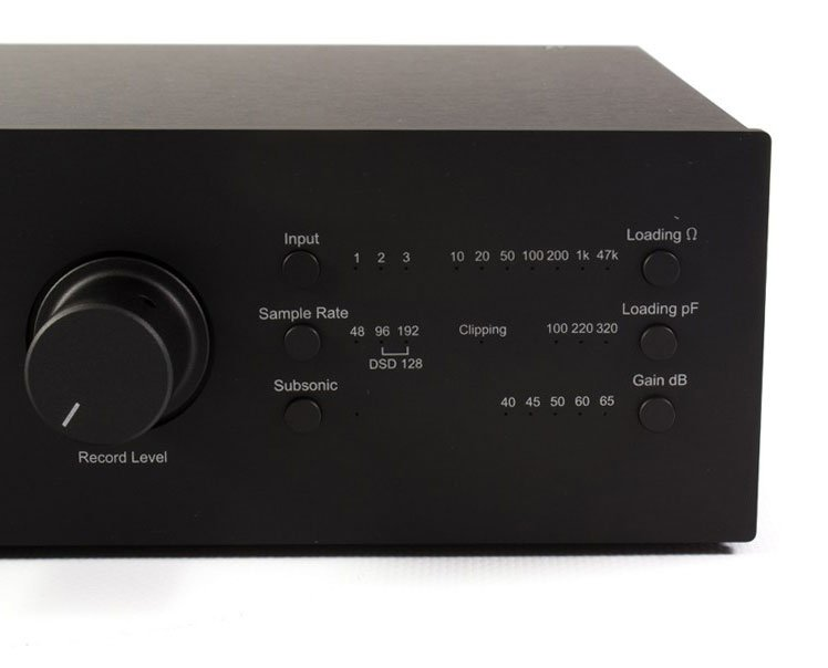 Phono Box DS2 USB Black