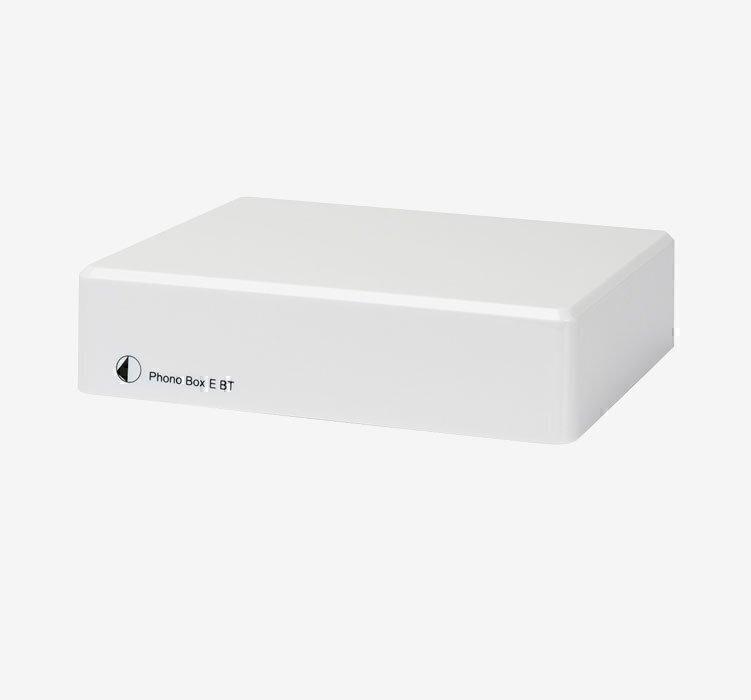 Phono Box E Bluetooth White