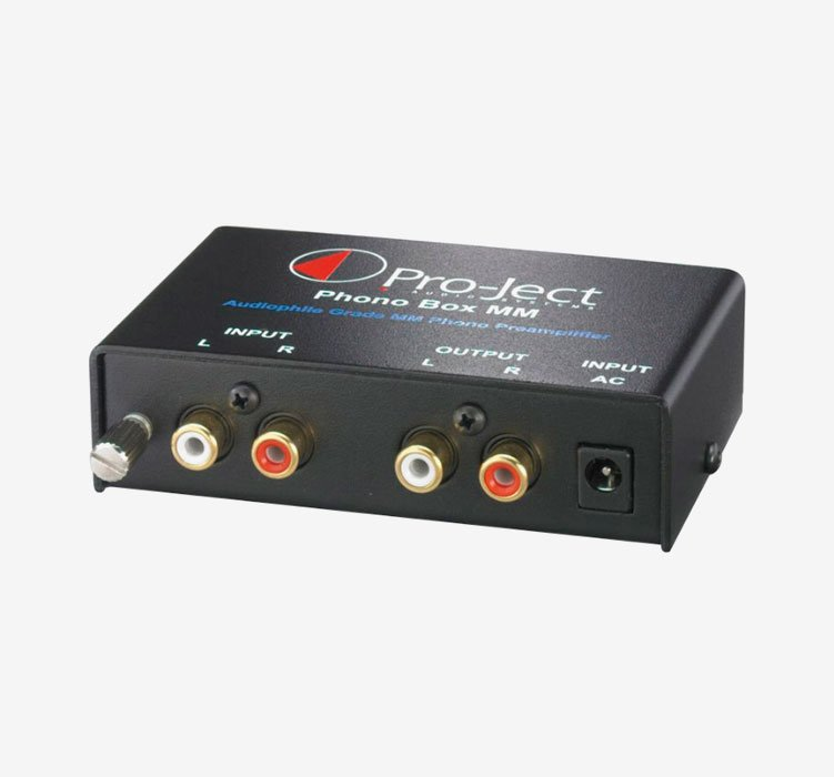 Phono Box MM Black