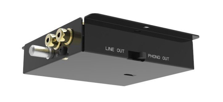 Primary E Phono (OM NN) Black