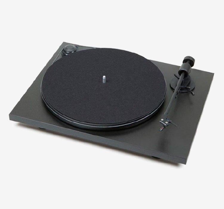 Primary Phono USB (OM 5E) Black